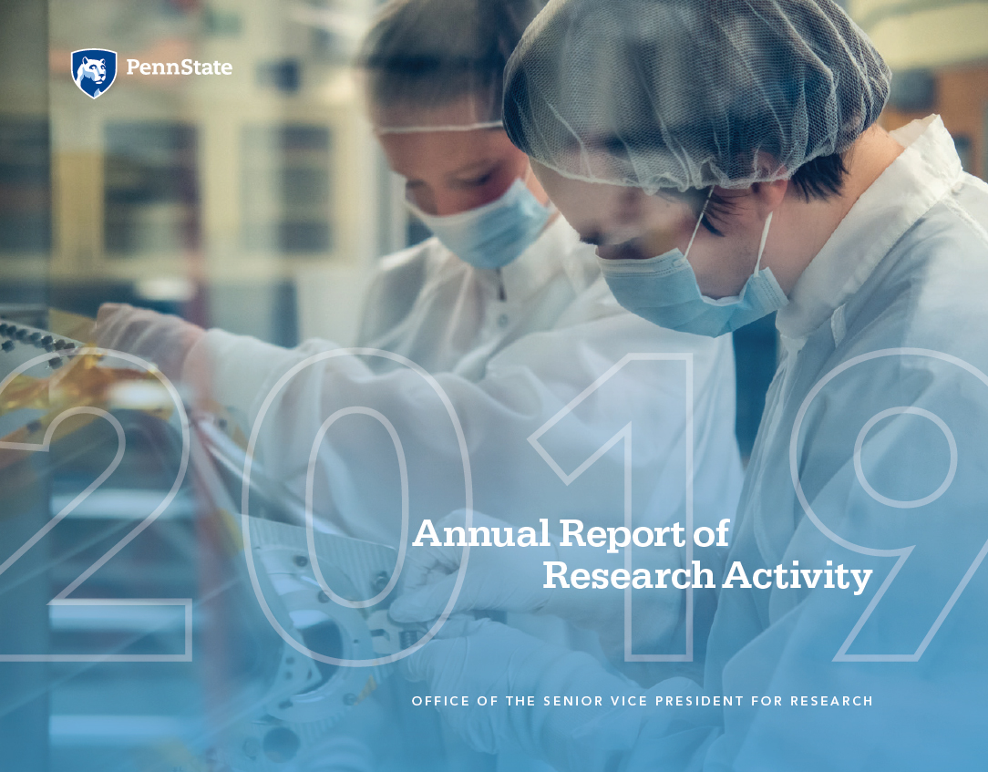Fiscal Year 2019 Annual Report of Research Activity