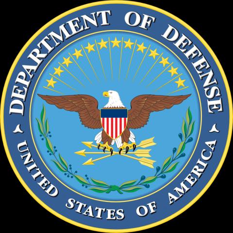 U.S. Department of Defense Seal