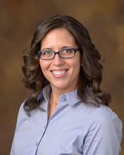 A staff photo of Allison Eisenhower.