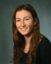A staff photo of Elizabeth Rockey Seidle.