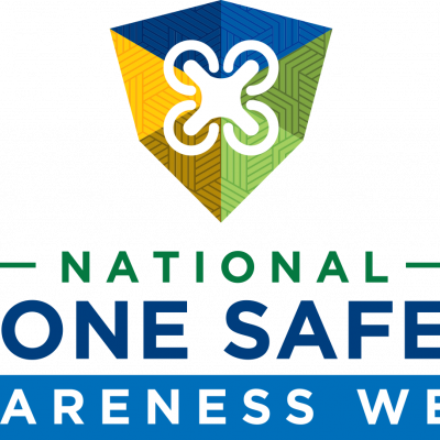 National Drone Safety Awareness Week Visual