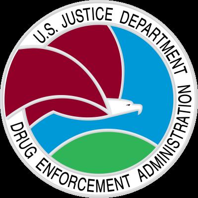 Drug Enforcement Administration Logo