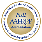 Association for the Accreditation of Human Research Protection Programs symbol
