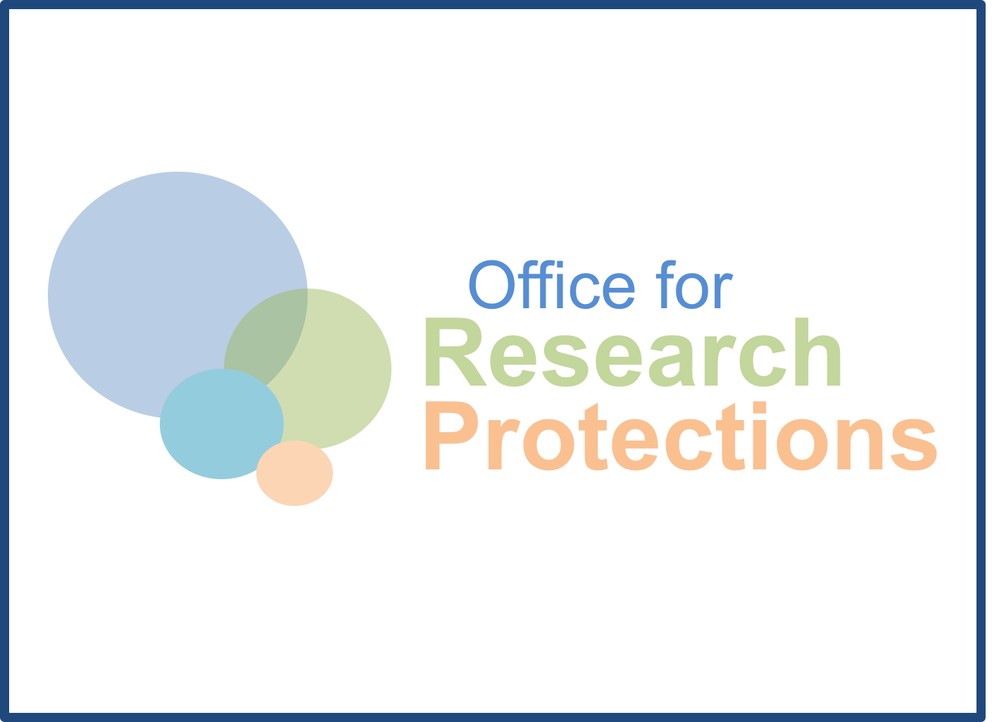 Office for Research Protections (ORP) Icon